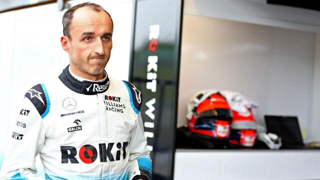 Media: Kubica ma zostać w F1. Coraz bliżej podpisania kontraktu