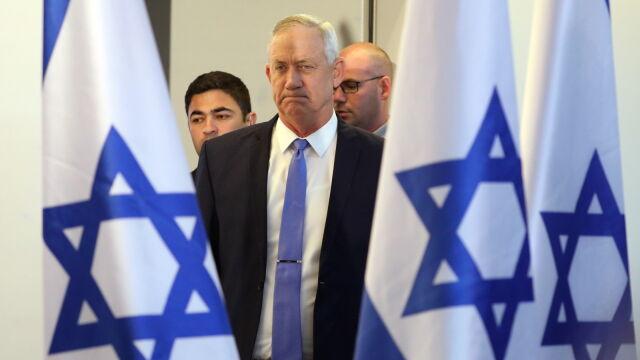 Ganc bezradny jak Netanjahu. Trzecie wybory w ciągu roku niemal pewne