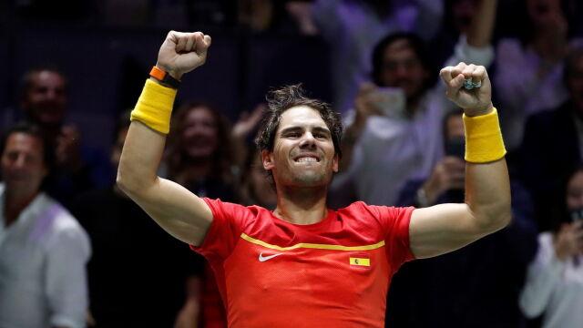 Hiszpanie celują w szósty triumf w Pucharze Davisa. Rywale po raz pierwszy w finale