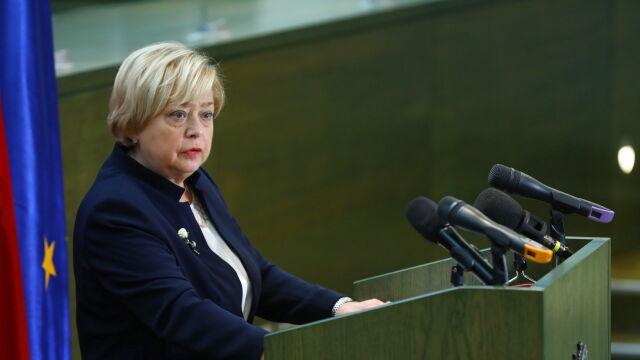 Gersdorf: rząd, Sejm i Senat powinny podjąć działania ustawodawcze