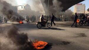 Strażnicy Rewolucji Islamskiej grożą protestującym