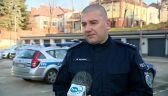 Rzecznik policji w Jaworznie: życiu osób ranionych nożem nie zagraża niebezpieczeństwo