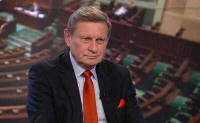 """Leszek Balcerowicz był gościem """"Faktów po Faktach"""". Cała rozmowa"""
