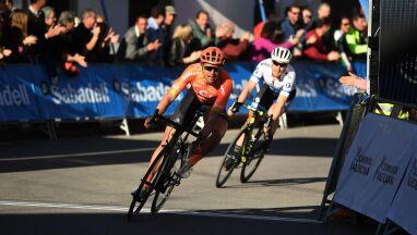Van Avermaet najlepszy na trzecim etapie wyścigu dookoła Walencji