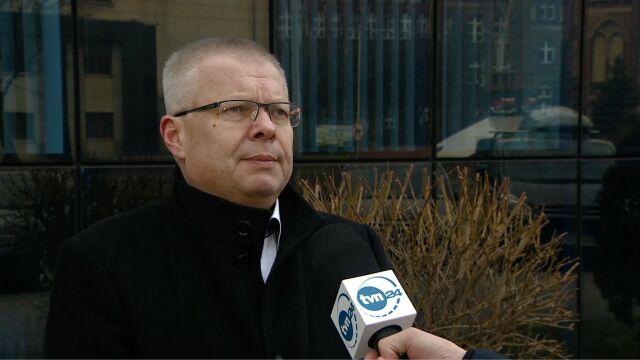 Kaczmarek: prokurator Czeszkiewicz to przedziwna postać