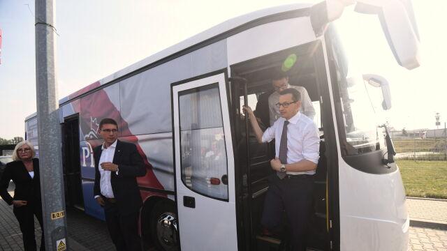 Morawiecki: potwierdzimy, że jesteśmy blisko obywateli