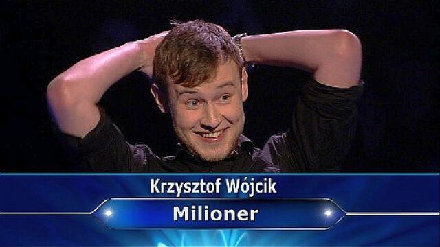 Wygrał milion