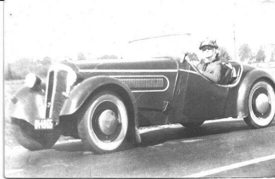 Pierwszy samochód Joanny Senyszyn