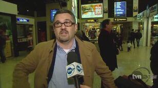 Z osobami, które ewakuowały się z Libii rozmawiał specjalny wysłannik TVN24