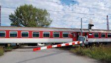 O włos od zderzenia pociągu z ciężarówką na Słowacji