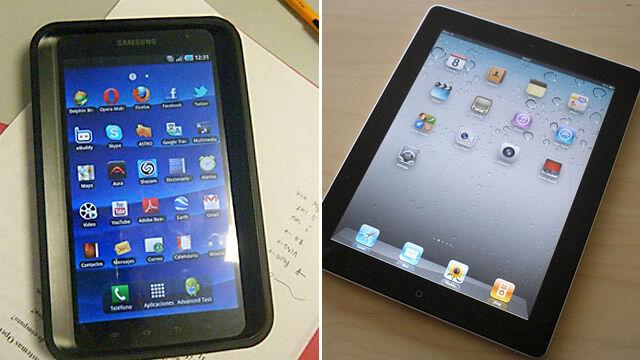Apple vs Samsung.  Kolejna bitwa gigantów