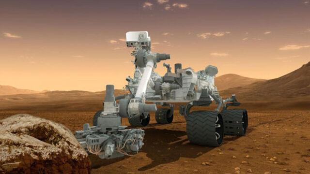 """Musimy zaludnić Marsa"""