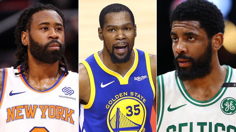 Trzy transferowe bomby pierwszego dnia w NBA. Kevin Durant zmieniłklub
