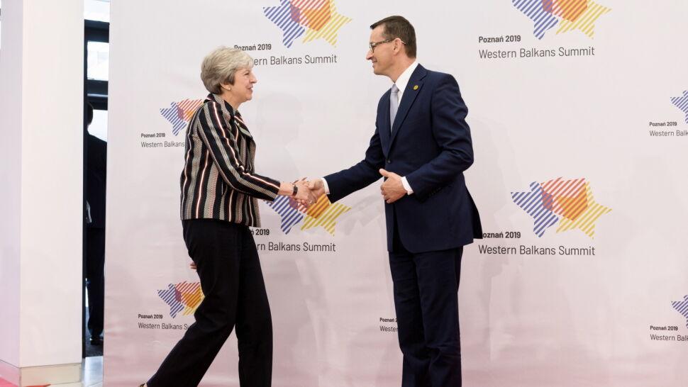 """May w Poznaniu. """"Polska jest wiodącym partnerem w Europie Środkowej"""""""
