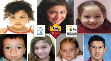 Kupują piłkarzy i pomagają szukać zaginionych dzieci