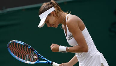 Linette w ćwierćfinale turnieju w Nowym Jorku