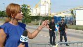 Reporterka TVN24 na miejscu zamachu we Francji