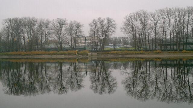 Dno będzie pogłębiane wzdłuż toru regatowego, oraz na wlocie rzek Cybina i Kaskada.