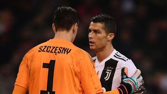 f2bfb25aeeb6a Ronaldo nie chce Szczęsnego w bramce Juve?