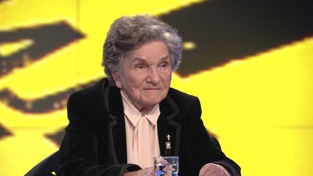 """Wanda Traczyk-Stawska była gościem """"Faktów po Faktach"""""""