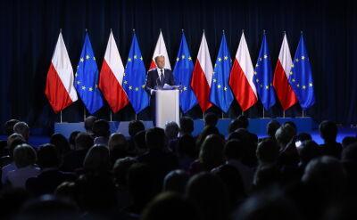 Tusk: obchodząc święto Konstytucji 3 Maja robiliśmy na złość władzom PRL
