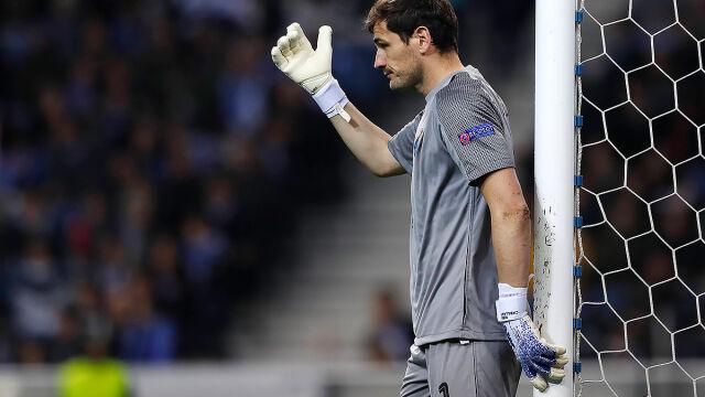 Iker Casillas chce być szefem hiszpańskiej piłki