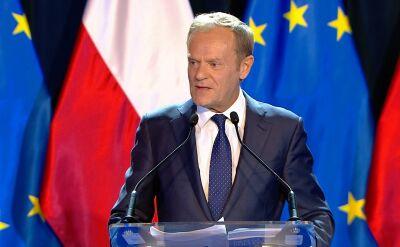 Tusk: Polska powinna być zjednoczona w różnorodności