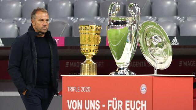 """Niemcy zaskakują. Przyszłość trenera Bayernu """"niepewna"""""""