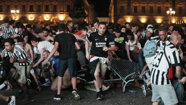 Wybuch paniki podczas finału Ligi Mistrzów. Zapadły wyroki po tragedii na San Carlo
