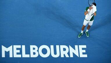 Australian Open przy dopingu. Do 30 tysięcy kibiców dziennie na trybunach