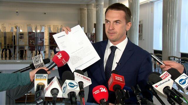 """Nowoczesna zawiadomi prokuraturę w sprawie wypowiedzi z """"taśmy Morawieckiego"""""""