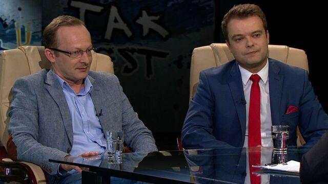 RafałBochenek i Paweł Olszewski w Tak jest