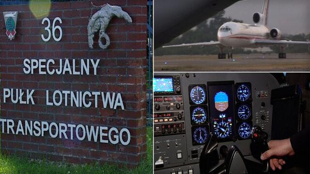 Załoga nie powinna być dopuszczona do lotu w dniu 10 kwietnia 2010 roku