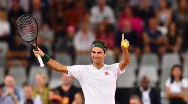 Mistrz z Bazylei odzyskał logo. Roger Federer znów zagra z inicjałami