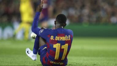 Zagrał tylko w dziewięciu meczach, znów czeka go przerwa.