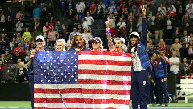 Historyczna porażka Williams. Amerykanki i tak zagrają w finale