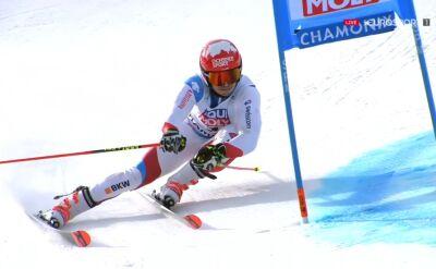 Meillard wygrał slalom równoległy w Chamonix
