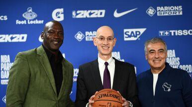 Szef NBA rozważa dogranie sezonu w jednym mieście.