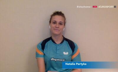 Natalia Partyka o łączeniu rywalizacji na igrzyskach olimpijskich i paraolimpijskich