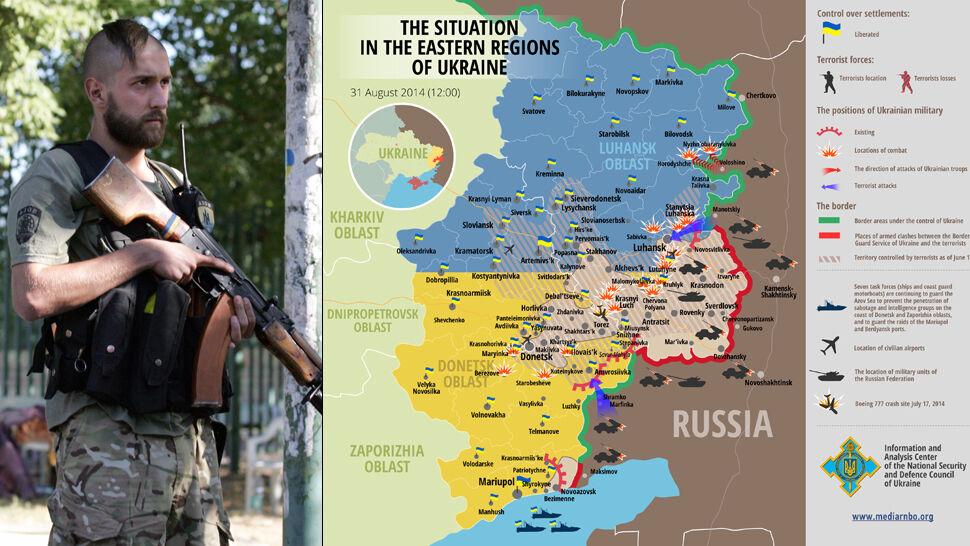 Największa klęska Ukraińców od początku wojny. Południowa flanka przestała istnieć
