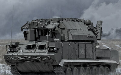 Rosyjski system rakietowy Tor-M2