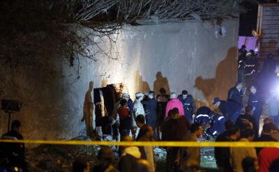 Zamach bombowy na autobus z turystami w Egipcie