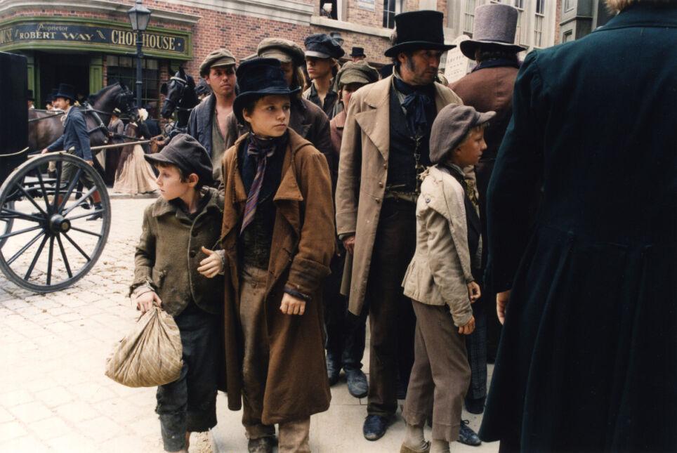 """""""Oliver Twist"""", 2005"""