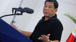 Prezydent Filipin: wolę zatrudniać mężczyzn niż kobiety