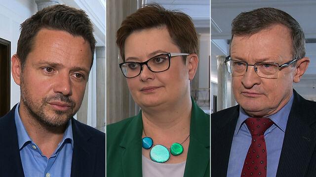 Trzaskowski: na naszych oczach Europa się rozchodzi