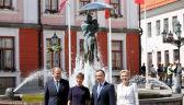 Prezydent Duda w Estonii. Spotkał się w Tartu z prezydent Kaljulaid