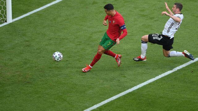 """Wreszcie im strzelił. Niemcy na liście """"ofiar"""" Ronaldo"""
