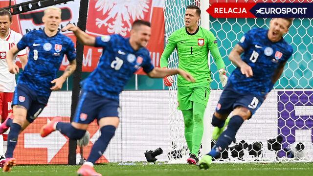 Polska - Słowacja na Euro 2020 [RELACJA]