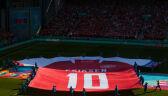 Kibice oraz piłkarze Danii i Belgii wsparli Christiana Eriksena