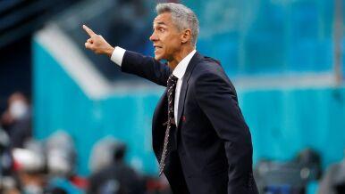 Paulo Sousa: trudno będzie wyjść z grupy